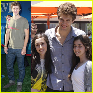 Keegan Allen: 'Brave' Premiere