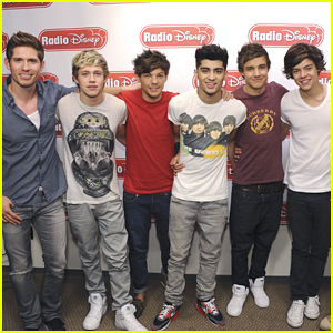 One Direction: Radio Disney Take Over!
