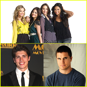 Robbie Amell &#038; Gregg Sulkin Join 'Pretty Little Liars'!