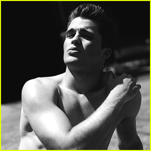 Spencer Boldman - JJJ Portrait Session Preview