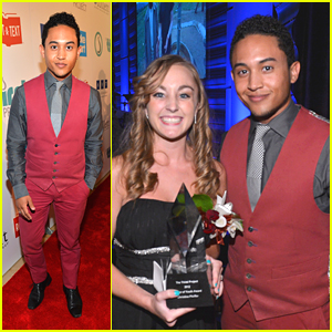 Tahj Mowry: Thirst Project Gala 2012