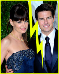 Tom Cruise &#038; Katie Holmes Split!