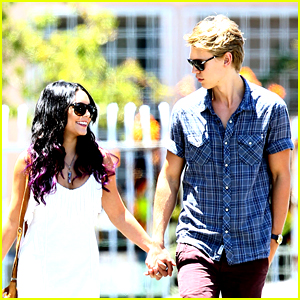 Vanessa Hudgens: Sunday Service with Austin Butler