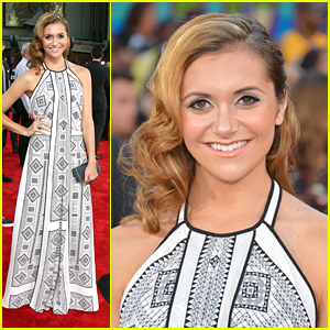 Alyson Stoner: 'Step Up Revolution' Premiere!