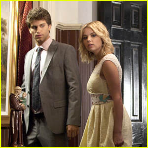 Ashley Benson Finds 'The Remains of 'A''