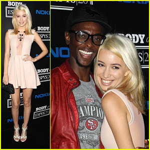 Christian Serratos Goes Blonde!