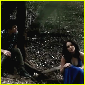 Elizabeth Gillies & Max Schneider: 'Somewhere Only We Know' - Watch Now!