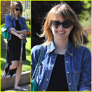 Emma Roberts: Pinterest Girl!