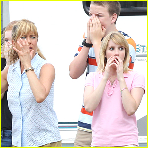 Emma Roberts: 'We're The Millers' in Wilmington