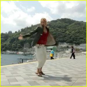 Hayley Kiyoko Dances All Over Japan - Watch Now!