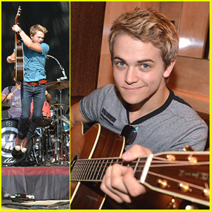 Hunter Hayes To Sing National Anthem on Birthday!