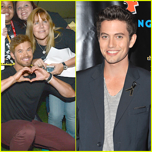 Jackson Rathbone &#038; Kellan Lutz: Twilight at Comic-Con 2012!