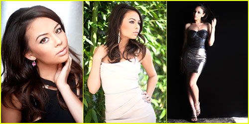 Janel Parrish -- JJJ Exclusive Portrait Session!