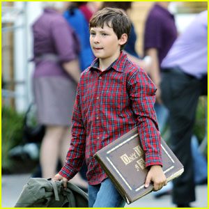 Jared Gilmore: 'Once Upon a Time' Season 2!