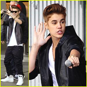 Justin Bieber: Sunrise Concert in Sydney!