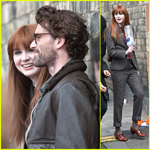 Karen Gillan: 'Not Another Happy Ending' in Glasgow