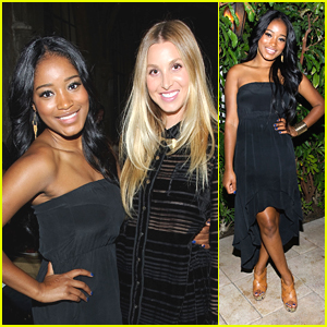 Keke Palmer: Vans Stylist Dinner