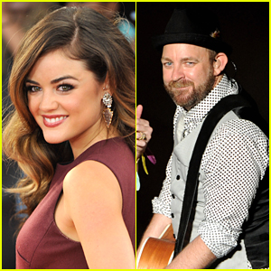 Lucy Hale: Country Collaboration with Sugarland's Kristian Bush
