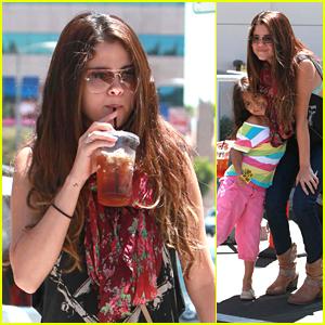 Selena Gomez: Panera Bread Pretty