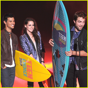 Taylor Lautner - Teen Choice Awards 2012