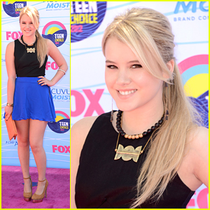 Taylor Spreitler - Teen Choice Awards 2012