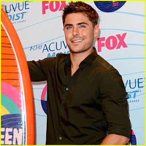 Teen Choice Awards Winners List 2012!