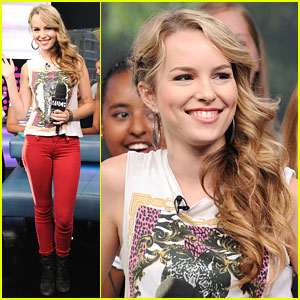 Bridgit Mendler: New.Music.Live Lady