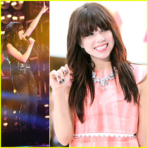 Carle Rae Jepsen & Owl City: 'Today Show' & 'America's Got Talent' Performances!