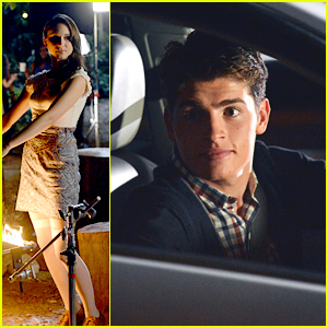 Gregg Sulkin: 'Pretty Little Liars' Sneak Peek!