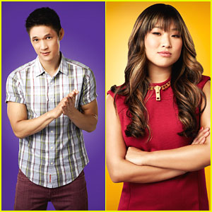 Harry Shum, Jr: 'Glee' Season Four Promo Pics!
