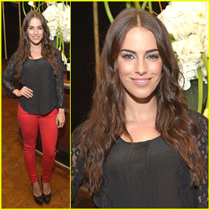 Jessica Lowndes: Clos du Bois Rouge Los Angeles Launch