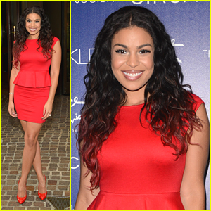 Jordin Sparks: 'Sparkle' Premiere in New York!