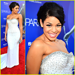 Jordin Sparks Premieres 'Sparkle'!