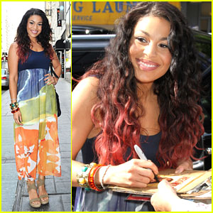 Jordin Sparks Wraps 'Mister and Pete'