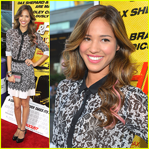 Kelsey Chow: 'Hit and Run' Premiere