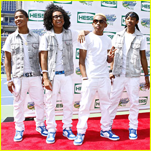 Mindless Behavior: 'Our Voices Aren't Going To Sound Like Alvin & the Chipmunks' Anymore