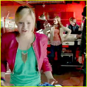 Olivia Holt: 'Girl vs. Monster' Trailer!