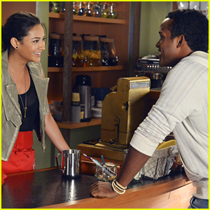 Shay Mitchell Finds Out 'What Lies Beneath' on PLL
