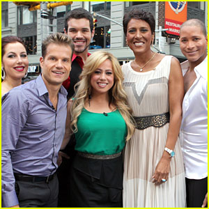 Sabrina Bryan Will Be 'Dancing With The Stars' Again!