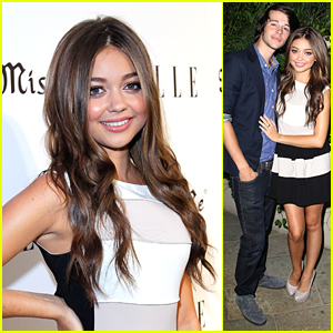 Sarah Hyland: Songbirds' 'Miss Me' Album Launch Hostess!