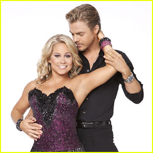 Shawn Johnson &#038; Derek Hough: 'Dancing With The Stars: All Stars' Promo Pics!