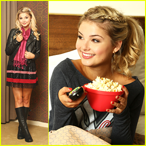 Stefanie Scott: Wreck-It Ralph's Moppet Girl!