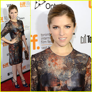 Anna Kendrick Premieres 'The Company You Keep' at TIFF