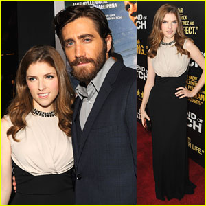 Anna Kendrick: 'End of Watch' Premiere