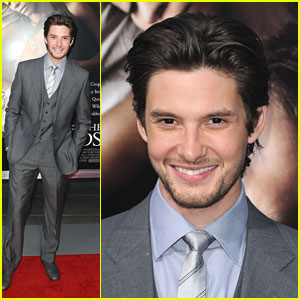 Ben Barnes: 'The Words' Premiere