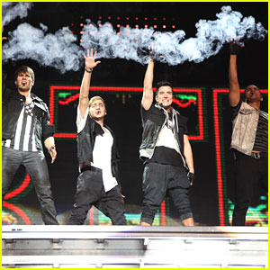 Big Time Rush: Molson Amphitheatre Men