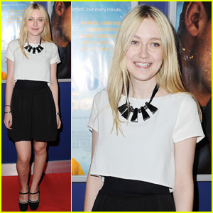 Dakota Fanning: 'Now Is Good' Screening
