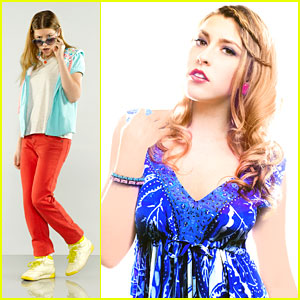Eden Sher - JJJ Exclusive Portrait Session!