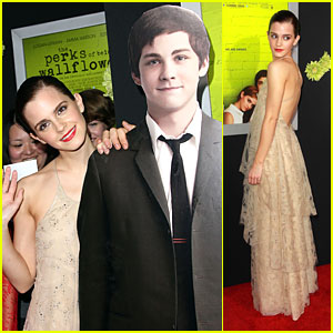 Emma Watson: 'Perks' Premiere in Hollywood