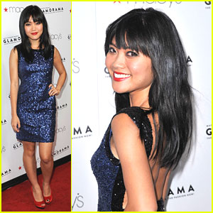 Jessica Lu: Macy's Glamorama Girl